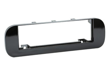 1-DIN RB Fiat Panda 2012 > Klavierlack / schwarz