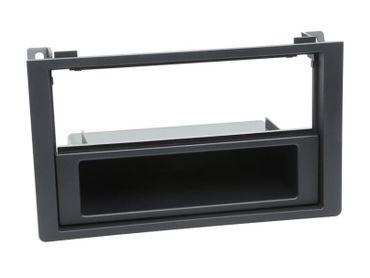 2-DIN RB mit Fach Saab 9.3 2007 > schwarz