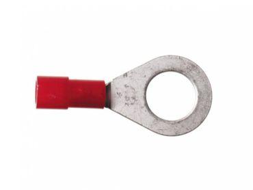 Ringöse rot 0.5 - 1.0 mm² / 6 mm (100 Stück)