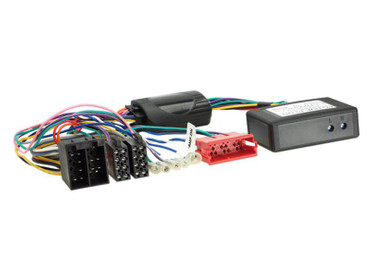 SWC Audi A3 / A4 / TT ISO/Teilaktivsystem > Blaupunkt