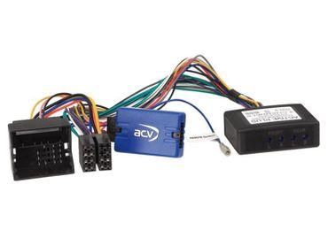 SWC BMW 3 / 5 /  X5 mit Soundsystem > Blaupunkt