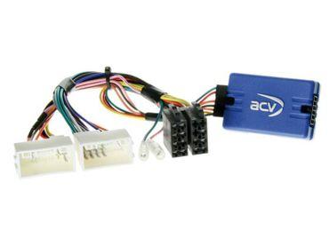 SWC Hyundai i30 / i40 / Kia C'eed / Sorento > JVC