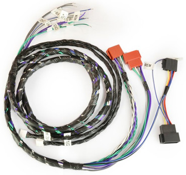 Axton P&P 4-Channel Amp Wiring Kit N-ADUC-ISO4
