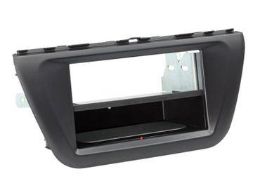 2-DIN RB Inbay® Suzuki SX4 S-Cross 2013 > schwarz