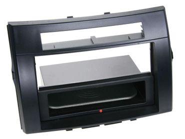 2-DIN RB Inbay® Toyota Corolla Verso > 2009 schwarz