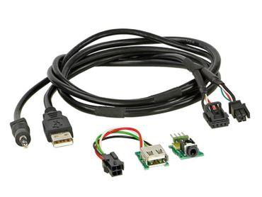 USB / AUX Ersatzplatine Skoda Octavia 2014->