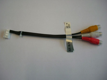 XZENT XT8020 AUX-In Connection Cable N-XT8020-ISO3