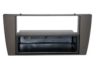 2-DIN Einbaurahmen mit Ablagefach, Jaguar X Type + S Type 02 ->