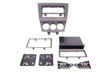 Multi Kit  Einbaurahmen mit Ablagefach, Mazda RX-8 MJ 08-10 matt schwarz