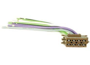 Adapterkabel Universal, 4 LS im braunen Gehäuse