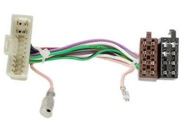 Adapterkabel ISO, KIA Sephia 9/95 -> / Clarus