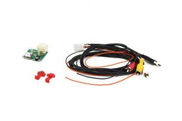 AUX-USB+VIDEO mit Chinch fahrzeugspezifisch, Hyundai Veloster / Kia Picanto, Sportage