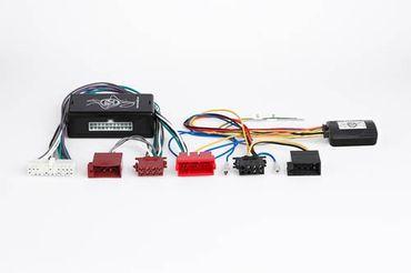 Lenkradadapter 2. Generation  AUDI 3, Mini ISO CAN Bus Modelle + Soundsystem (Bose)