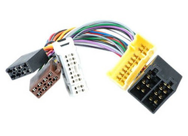 MP3PARROTT Kabelsatz NISSAN, 16+16 pin  -> ISO-ISO