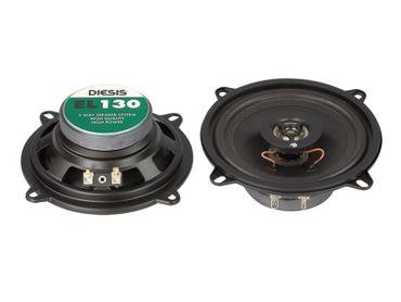 Lautsprecher 2-Wege 130mm 80W 1 Paar