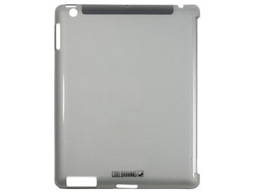 CoolBananas SmartShell Cover für iPad Mini (Transparent)
