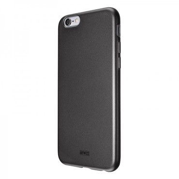 Artwizz SeeJacket TPU für iPhone 6 / 6S Plus (schw.)