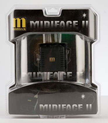 Miditech Midi-Interface Midiface II thru