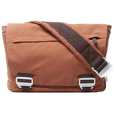 Bluelounge, Eco-Friendly Bags, Messenger Bag, Rust