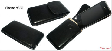 Piel Frama Unipur iPhone 3GS black