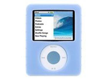 Marware SportGrip für iPod nano 3 blau