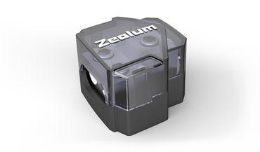 ZEALUM PURE-Line Verteilerblock 1x50/25 2x25/10 - ZPD-42P