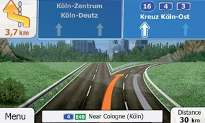 ESX Naviceiver VNC710-VW-P1 mit Caravan Software – Bild 6