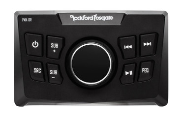 ROCKFORD FOSGATE Marine Wired Remote PMX-0R