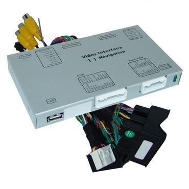 NAVLINKZ Videoeinspeiser (kein Ton) für VW mit MIB STD2 PQ/+Nav - VL3-MIB-STD2 – Bild 1