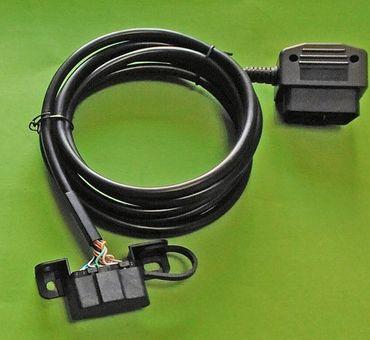 AMPIRE OBD-Port als Verlängerungskabel, 1m OBD-P100 – Bild 4