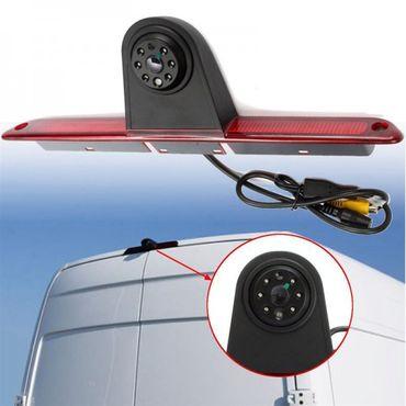 AMPIRE Farb-Rückfahrkamera mit Mikrofon für Mercedes Sprinter, VW Crafter KV-SPRINTER-4G – Bild 3