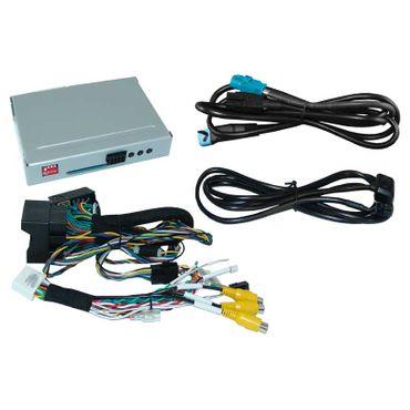 NAVLINKZ Rückfahrkamera-Eingang NTSC für VAG MIB Standard/High - RL3-MIB-4 – Bild 2