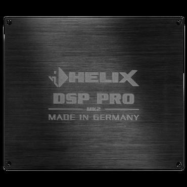 Helix DSP PRO MK2 - Digitaler High-Res 10-Kanal Signalprozessor mit 96 kHz / 32 Bit Signalweg – Bild 2