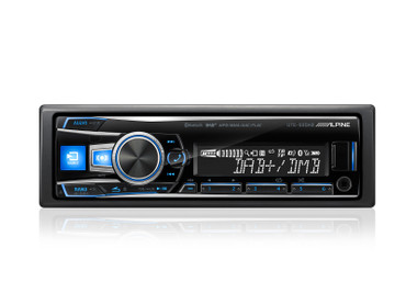 Alpine UTE-93DAB DIGITAL MEDIA/DAB+ RECEIVER MIT BLUETOOTH®  – Bild 1