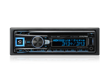 Alpine CDE-196DAB - CD/DAB+ RECEIVER MIT BLUETOOTH® – Bild 1