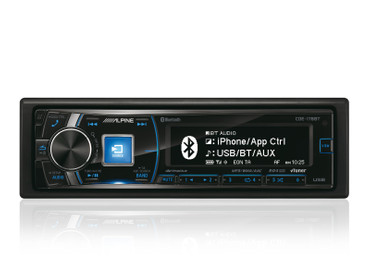 Alpine CDE-178BT - CD RECEIVER MIT BLUETOOTH® – Bild 2