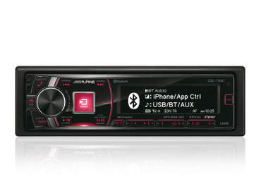 Alpine CDE-178BT - CD RECEIVER MIT BLUETOOTH® – Bild 8