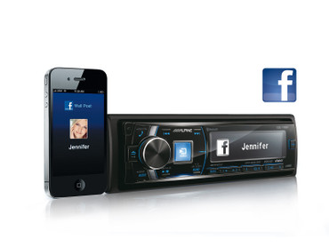 Alpine CDE-178BT - CD RECEIVER MIT BLUETOOTH® – Bild 9