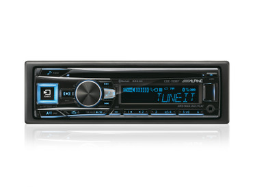 Alpine CDE-193BT - CD/USB RECEIVER MIT BLUETOOTH® – Bild 1