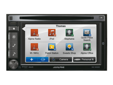 Alpine INE-W920R - Advanced Navi Station – Bild 1