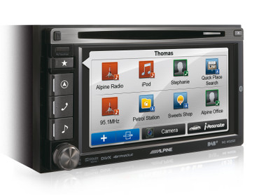 Alpine INE-W925R - Advanced Navi Station – Bild 4