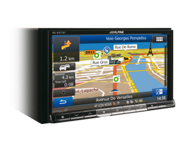 Alpine INE-W977BT - Advanced Navi Station – Bild 2