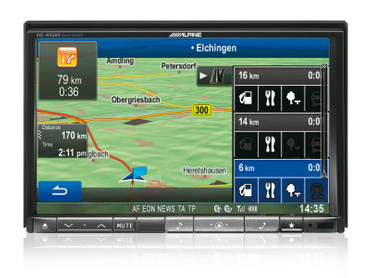 Alpine INE-W928R - Advanced Navi Station – Bild 6