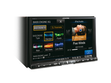 Alpine X800D-U - Advanced Navi Station – Bild 4