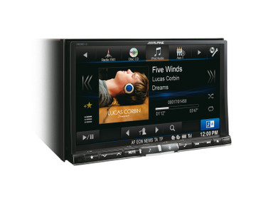 Alpine X800D-U - Advanced Navi Station – Bild 1