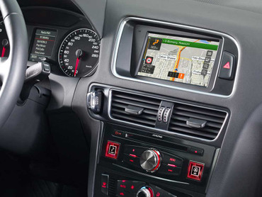 Alpine X701D-Q5L - Advanced Navi Station, Alpine Style für Audi Q5 – Bild 1