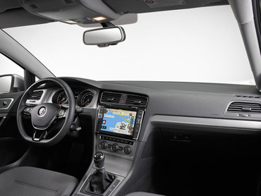 Alpine X901D-G7DR (Dark Rhodium: BBF) - Advanced Navi Station, Alpine Style für Volkswagen Golf VII  – Bild 8
