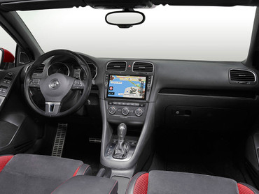 Alpine X901D-G6 - Advanced Navi Station, Alpine Style für Volkswagen Golf VI – Bild 5