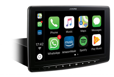 Alpine ILX-F903D - DAB+, Apple CarPlay / Android Auto in 1 DIN  – Bild 3