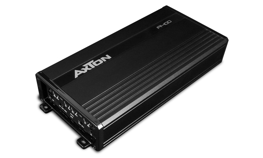 axton digital power amplifier 4 x 100 watt verst rker. Black Bedroom Furniture Sets. Home Design Ideas